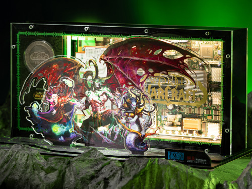 ¡Servidor Blade conmemorativo de Burning Crusade!