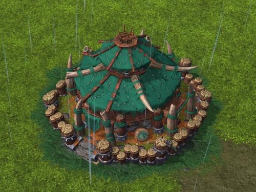 Warcraft III Reforged: tutorial orden de construcción de los orcos