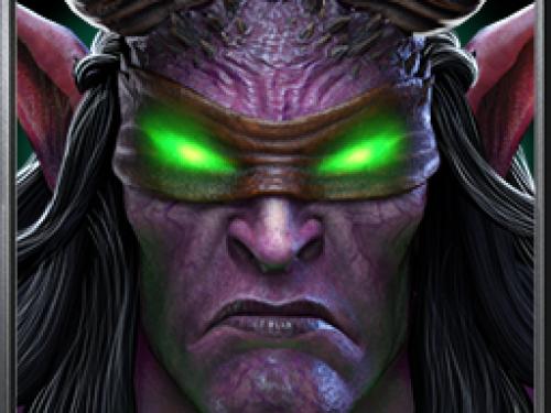 Retratos de Warcraft III: Reforged