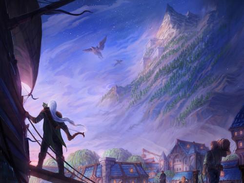 Fan Arts Warcraft: Capítulo CXXXVII