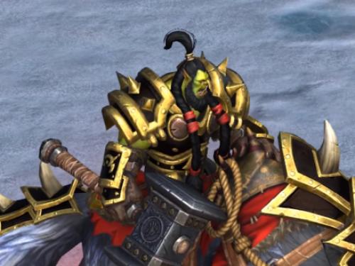 Comparación Warcraft III - Warcraft III: Reforged