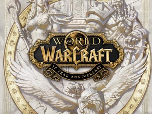 ¡World Of Warcraft 15th Anniversary Collector's Edition disponible en Amazon!