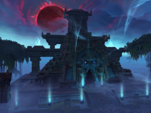 Avance de Battle for Azeroth: Canción principal «Antes de la tormenta»