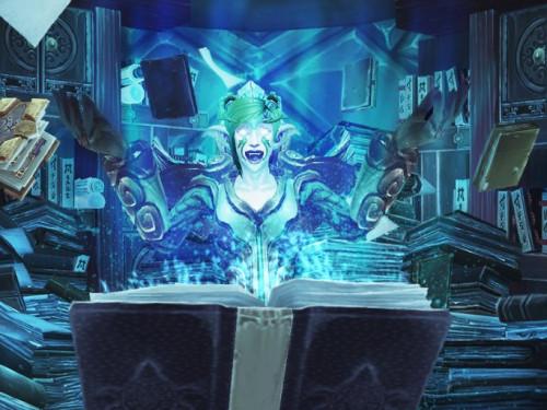 Orden cronológico de los libros de World of Warcraft (WoW)