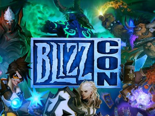 Directo BlizzCon 2017: 3 y 4 de Noviembre