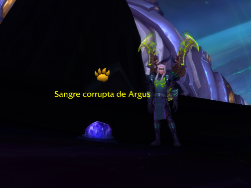 Sangre Corrupta de Argus: Duelo de Mascota