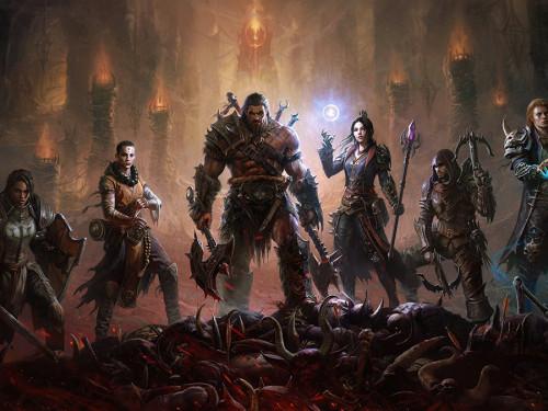 Progresión de personaje y habilidades de Diablo Immortal