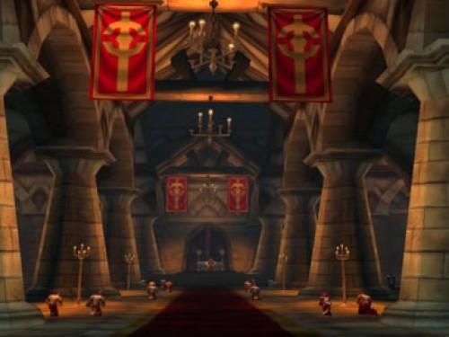 Monasterio y Cámaras Escarlata