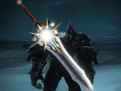 Diseños de espadas inspiradas en World of Warcraft por Maksym Gordiyenko