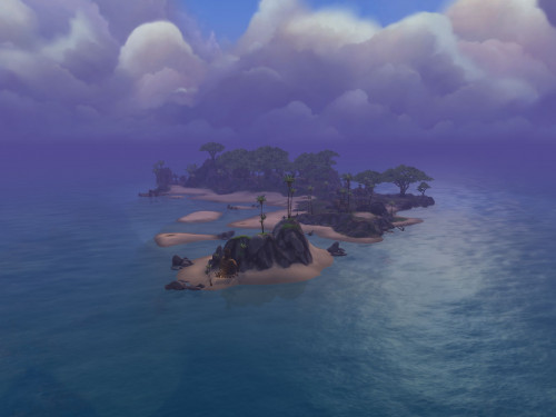 Pruebas de las Expediciones Insulares en la Alpha de Battle for Azeroth