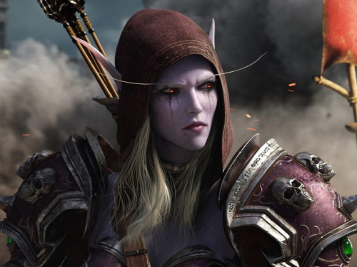 Blizzard deja entrever que Sylvanas NO morirá en Battle for Azeroth