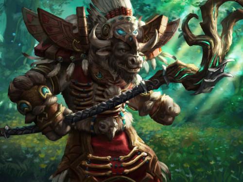 Cambios del Druida en Battle for Azeroth