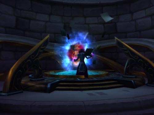 Parche 8.2: Portal a las Cavernas del Tiempo añadido en Ventormenta