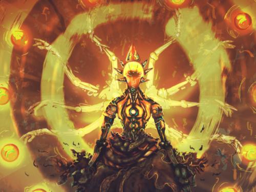 Zenyatta: Habilidades, logros, historia y Curiosidades en Overwatch