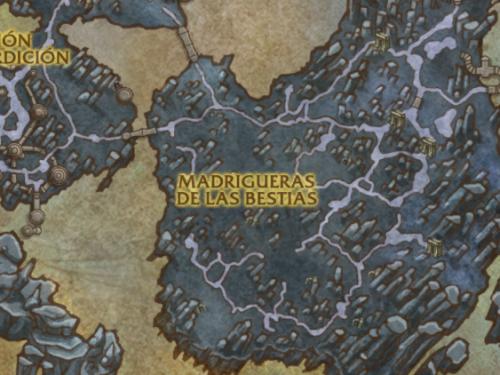 Parche 9.1: Madriguera de las Bestias y Bastión de la Perdición accesibles sin perjuicios