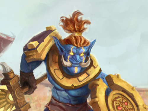 Fan Arts Warcraft: Capítulo CXLIV