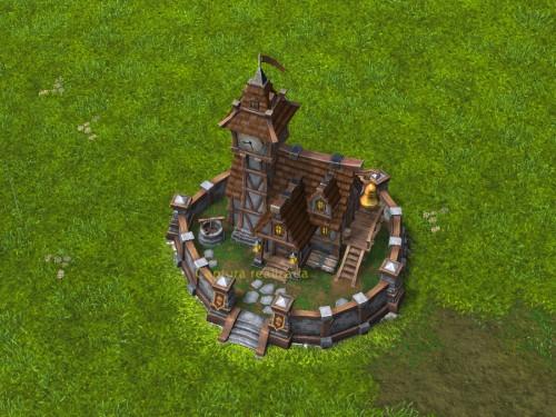 Warcraft III Reforged: tutorial orden de construcción de los Humanos