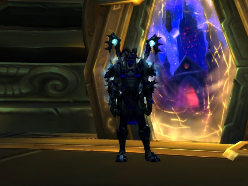¡Blizzard facilita la mejora de la Capa Legendaria y los objetos corruptos!