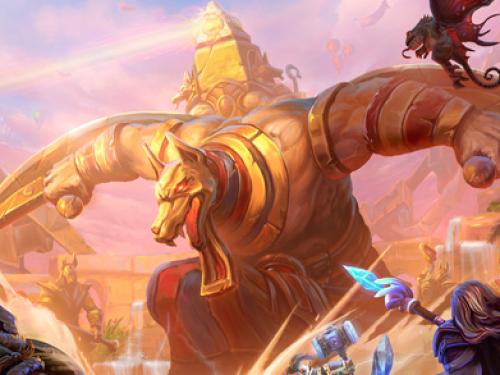 Trifulca de Héroes de la Semana: Arena del Templo