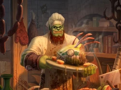 Guía de Cocina de Shadowlands