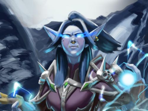 Guía Chamán Elemental - Shadowlands (Parche 9.0.2)