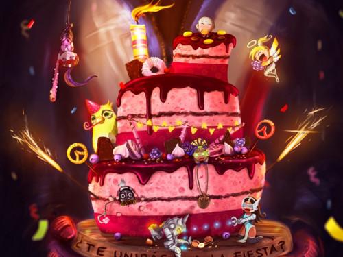 ¡Celebra el Aniversario de Overwatch en Meltdown Madrid!