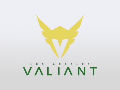 Presentación de Los Angeles Valiant