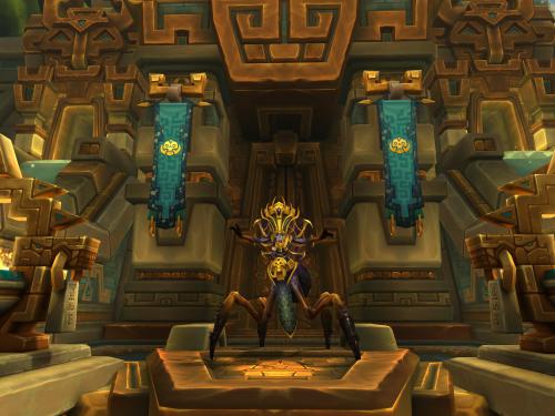 Gameplay en Battle for Azeroth: Atal'Dazar