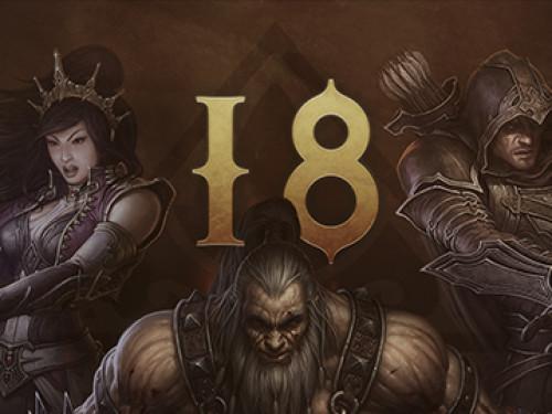 Temporada 18 de Diablo III: Análisis del Top 3 de Clases