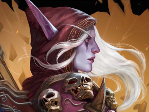 ¡Nueva novela! Blizzard presenta Warcraft: Sylvanas