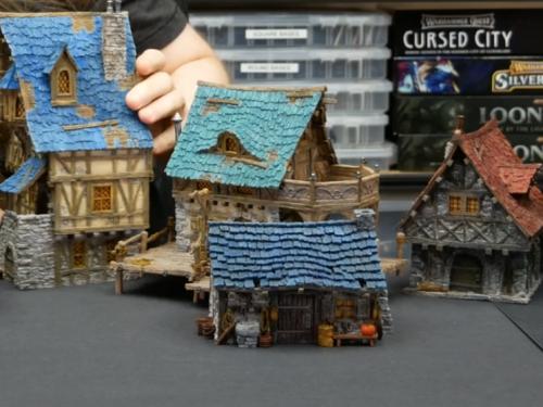 Goobertown Hobbies crea unas maravillosas miniaturas inspiradas en World of Warcraft