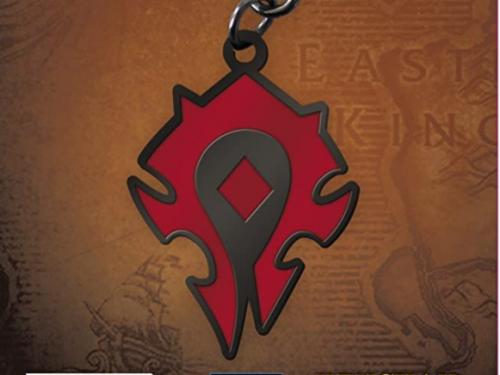 Merchandising de Blizzard: Llaveros de la Horda y Alianza
