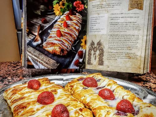 Suculentas creaciones con recetas del World Of Warcraft: The Official Cookbook