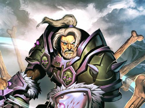 Guía Caballero de la Muerte Sangre - Shadowlands (Parche 9.0.2)