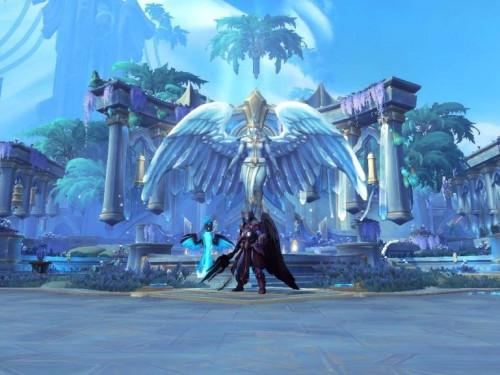 Guía logros Agujas de ascensión - Gloria del Héroe de Shadowlands