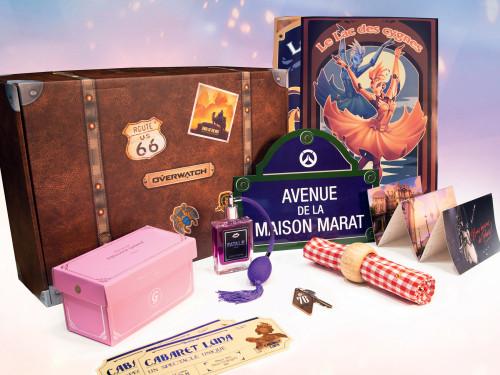 Sorteo del Mapa de París de Overwatch