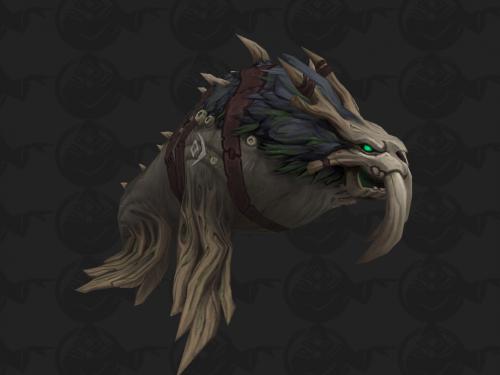 Battle for Azeroth: Forma Acuática de los Druidas de Kul Tiras
