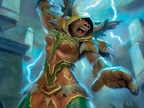 Armas de Artefacto: Apariencias del Druida Feral y Guardián