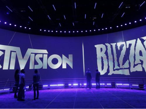 Activision Blizzard demandada por acoso y discriminación