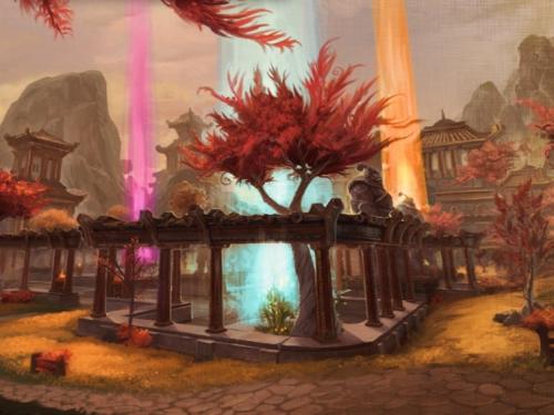 Camorra PVP: Templo de Hotmogu