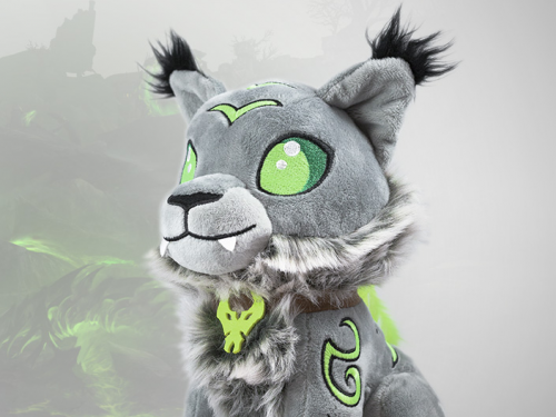 ¡Descuento del 30% en la Gear Store de Blizzard en la compra de Peluches!