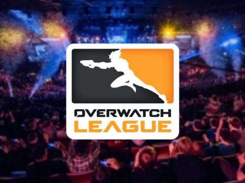 Los partidos de la Overwatch League de Marzo y Abril serán online