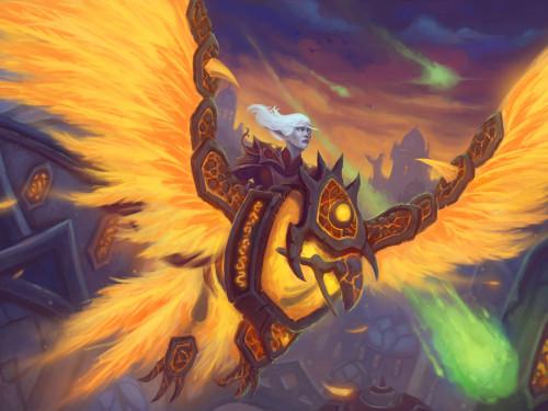 Fan Arts Warcraft: Capítulo CCXIX