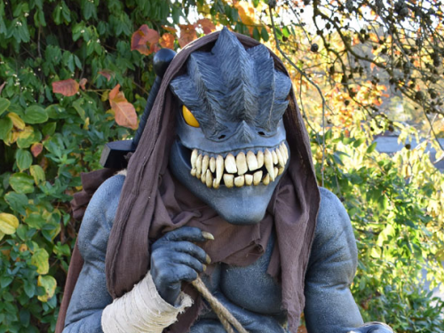 Cosplay Goblin del Tesoro: Bio Cosplay