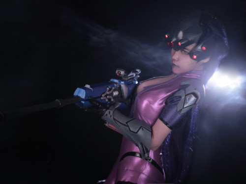 Cosplay Widowmaker: Equipo RZ COS