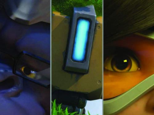 Portada y Fecha de Publicación para Cinematic Art of Overwatch