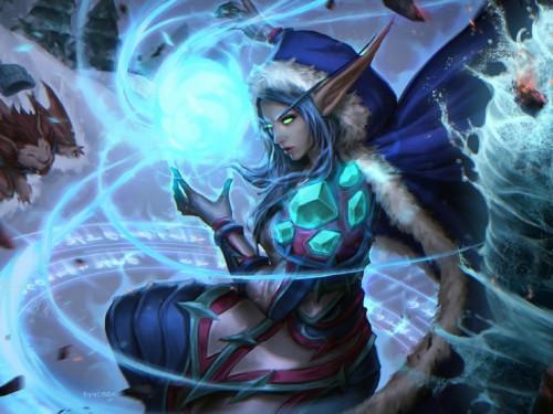 Cambios del Mago en Battle for Azeroth