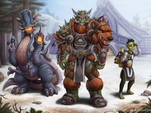 Fan Arts Warcraft: Capítulo XVI