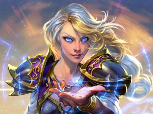 Jaina será la imagen de Warcraft en la BlizzCon 2017