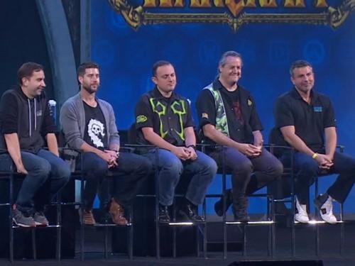Preguntas y Respuestas de Warcraft: BlizzCon 2017